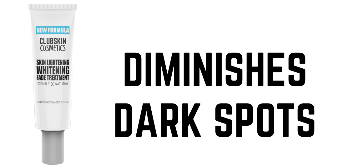 Clubskin cosmetics beauty product diminish dark spots